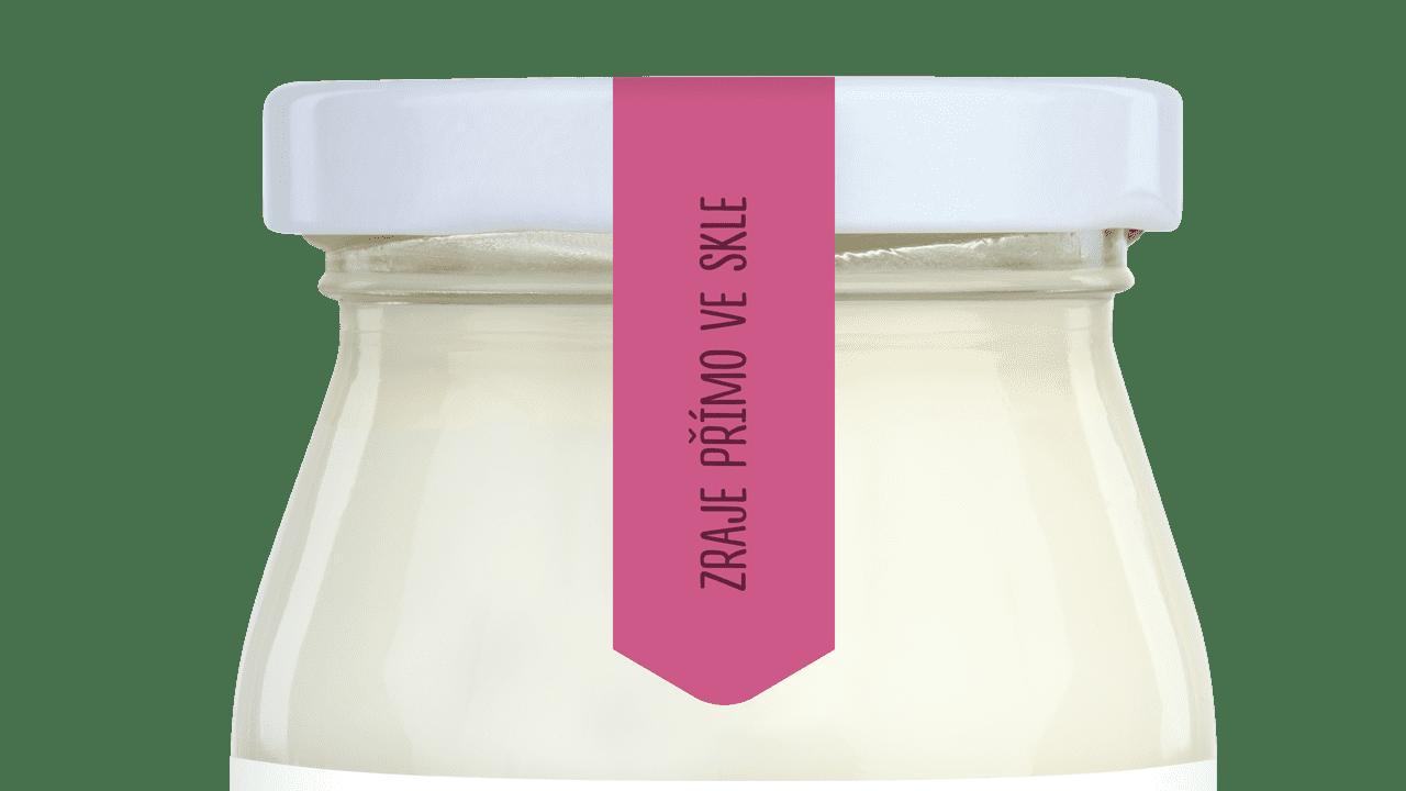 Jogurt-malina