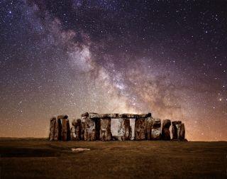 Star Cloud, Stonehenge
