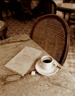 Cafe Noir, Paris