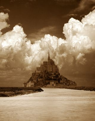 Mont St. Michel, Normandy