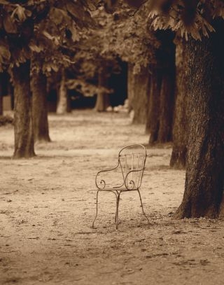 Chaise, Paris