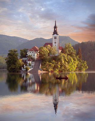 Two Fishermen, Slovenia