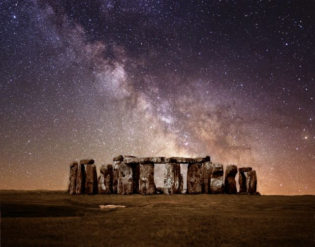 Star Cloud, Stonehenge
