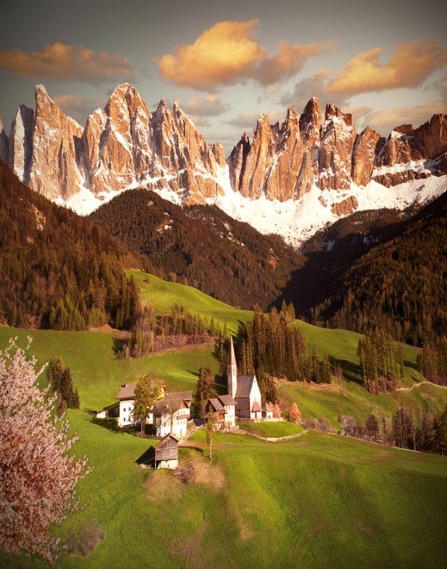 Tyrol, Italia