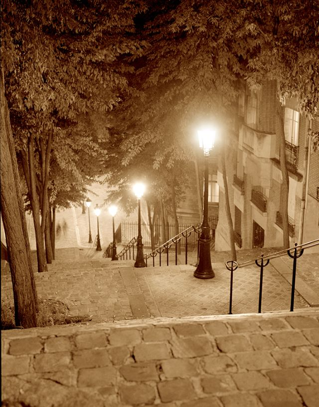 Fantomes, Paris