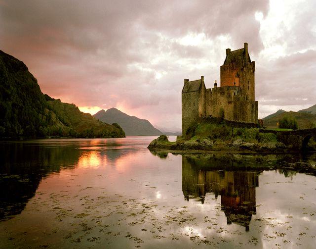 Eilean Donnan, Scotland