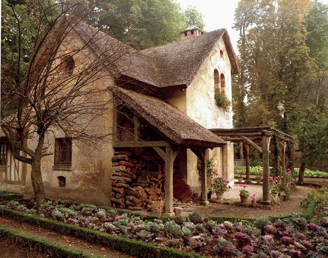 Farmhouse, France