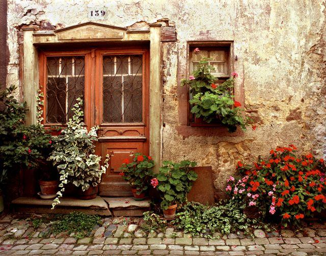 Fleuri, France