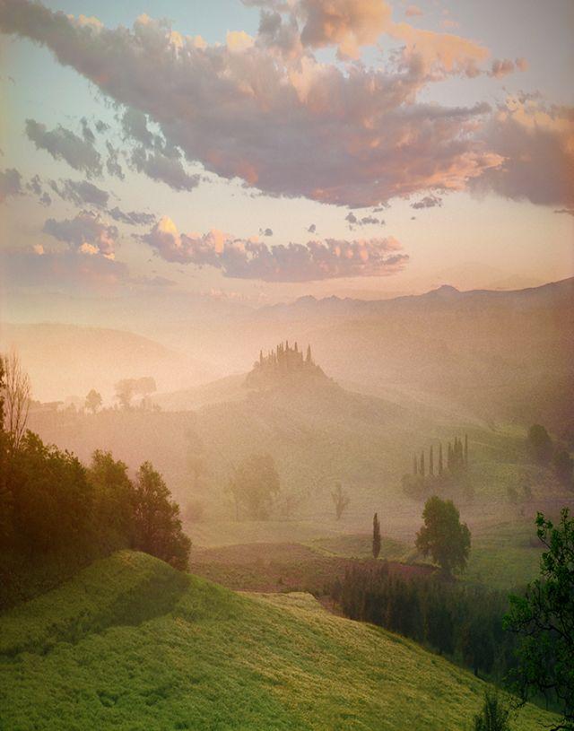 Villa, Toscana