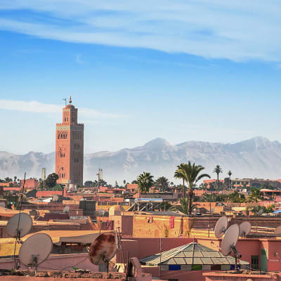 Magiske Marokko