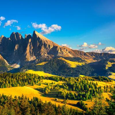 Vandringer i Dolomittene