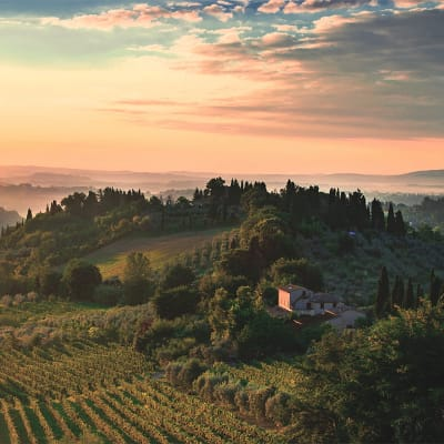 Vidunderlige Umbria og Toscana