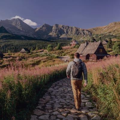 Vandring i Tatrafjellene