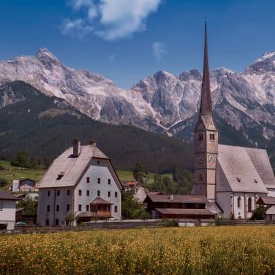 Opplevelsestur i Alpene
