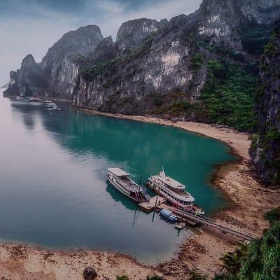 Vietnam fra nord til s�r