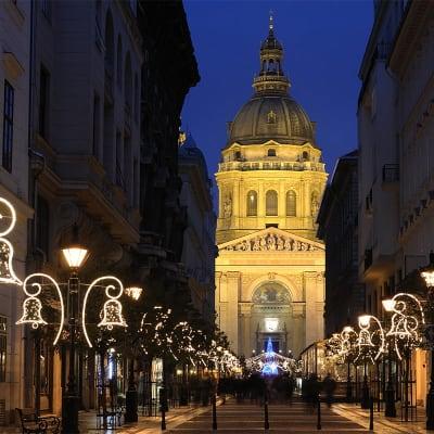 Singeltur - Julestemning i vakre Budapest