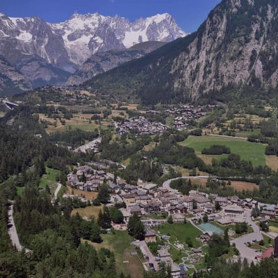 Aostadalen med Ole