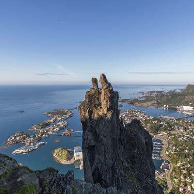 Norge på langs