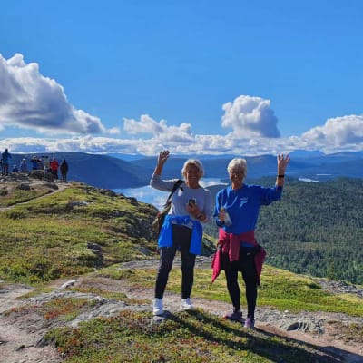Vandring i Rondane
