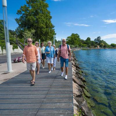 Romantiske Gardasjøen