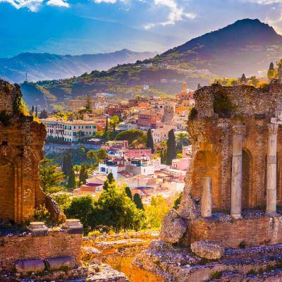 Vakre Sicilia