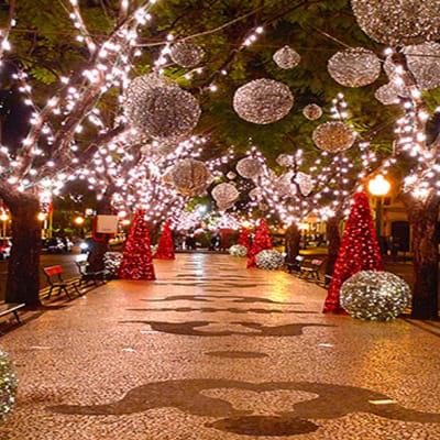 Jul på Madeira