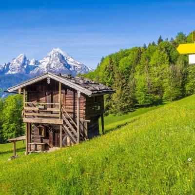Bad Gastein - Vandring i Alpene