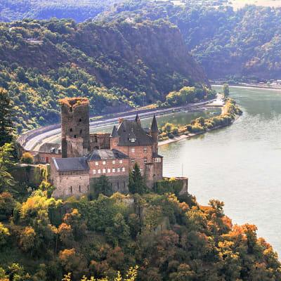 Elvecruise på Rhinen