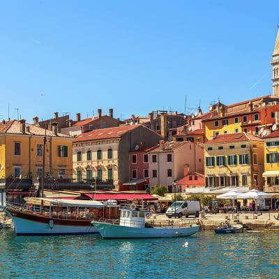Rovinj - Den kroatiske perlen