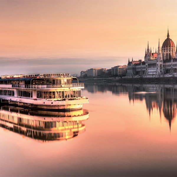 Elvecruise på Donau 2021