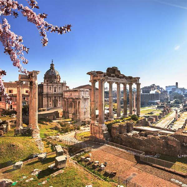 Singeltur - Roma
