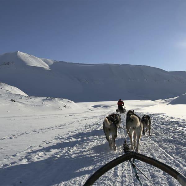 Påsken på Svalbard