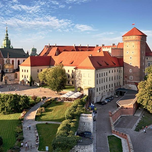 Historiske Krakow