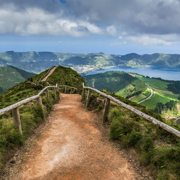 Vandringer på Azorene