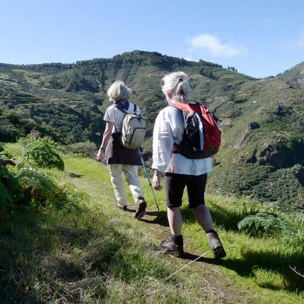 Flotte vandringer på Gran Canaria