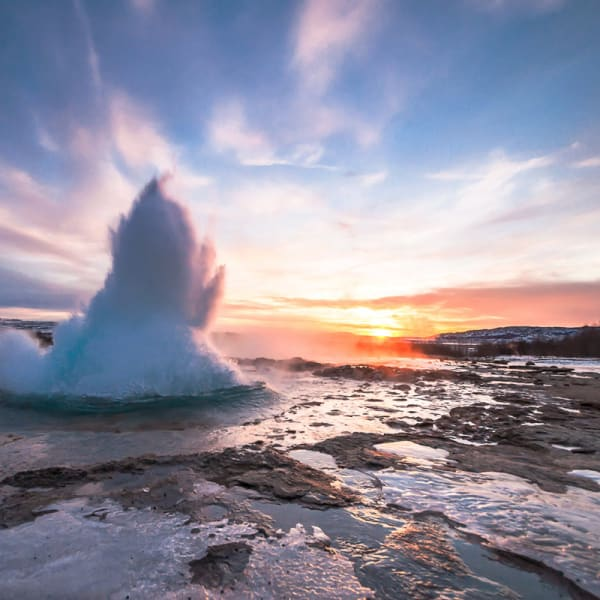 Island - kultur og fotturer