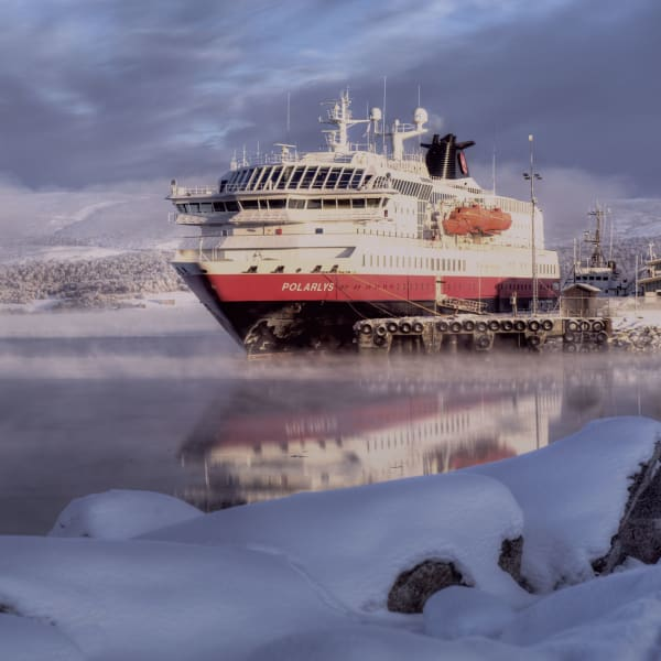 Hurtigruten Trondheim - Kirkenes