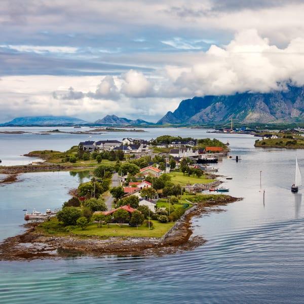 Miljøvennlig cruise Bergen-Tromsø