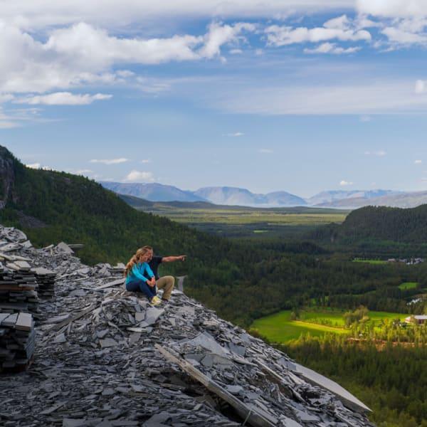 Fotturer i Finnmark