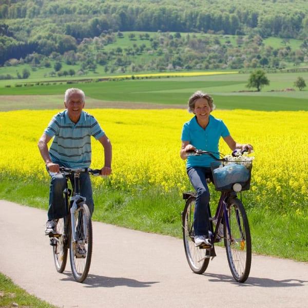 Sykkeltur i Umbria