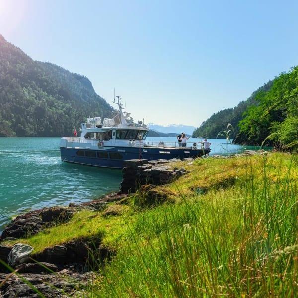 Fjordcruise i Hardanger