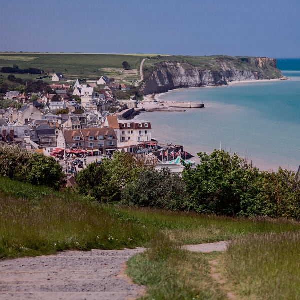 Normandie - en kulturhistorisk reise