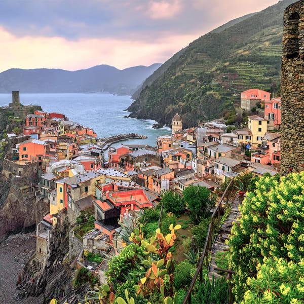 Cinque Terre og Ligurias perler