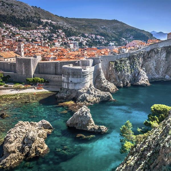 Kroatias beste - Split & Dubrovnik
