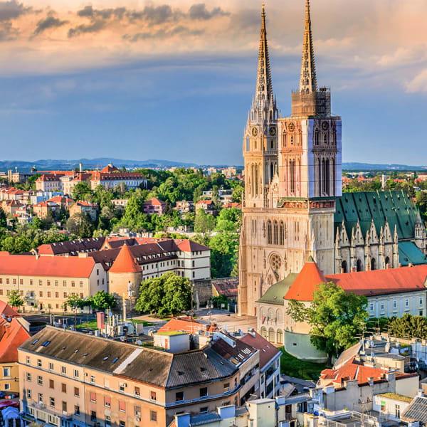 Zagreb & Porec