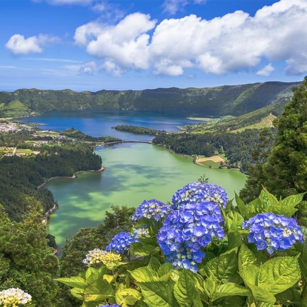 Azorene - vilt og vakkert