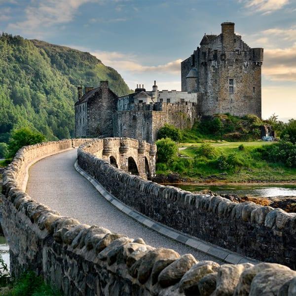 Rundreise i Skottland