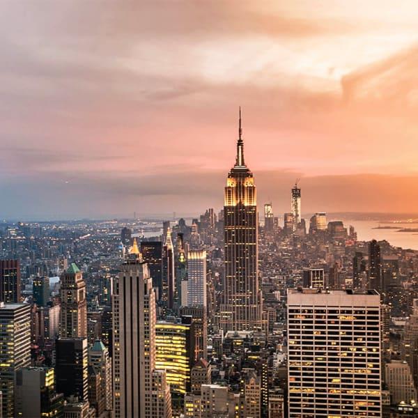 Hjertet av New York