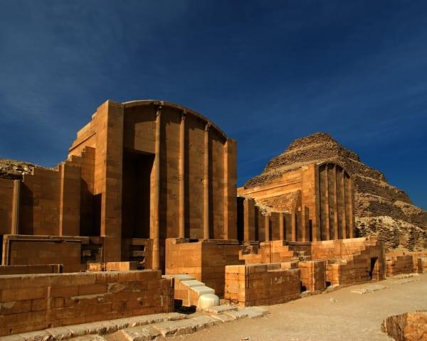 Sakkara og Giza (F, L, M)