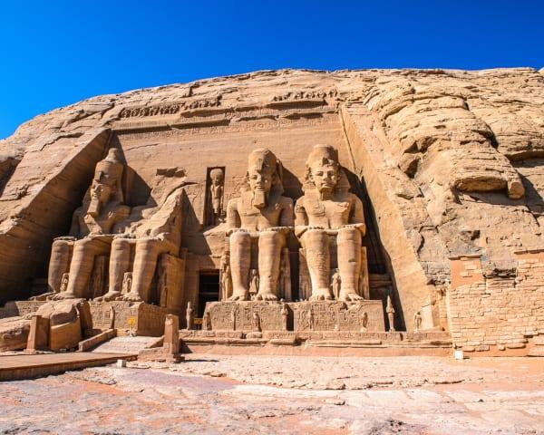 Fri formiddag eller valgfri utflukt til Abu Simbel (F, L, M)